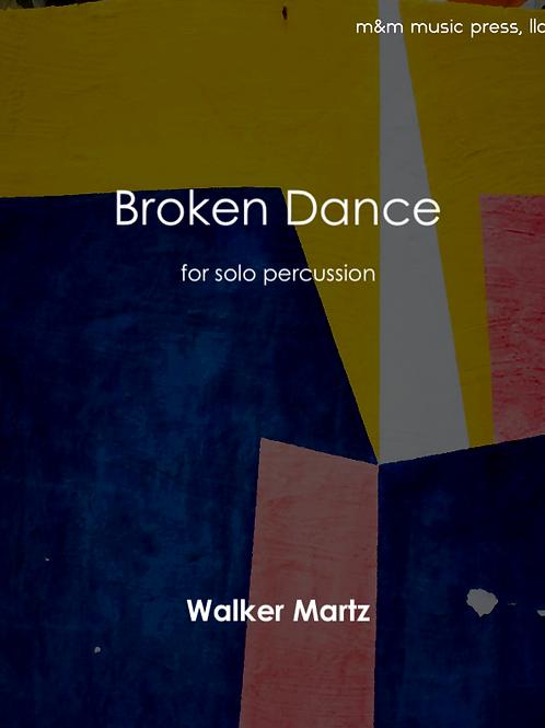 Broken Dance (Solo Percussion) - Martz