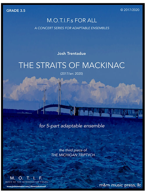 The Straits of Mackinac (Flex) - Trentadue