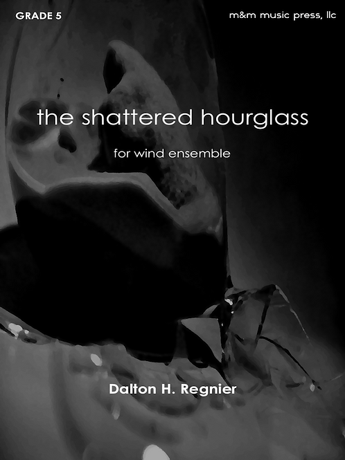 the shattered hourglass - Regnier