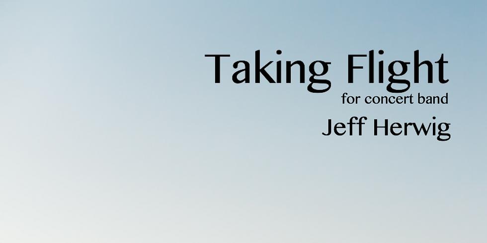 """Taking Flight"" Premiere - Huston Middle School & Burrell High School Bands"