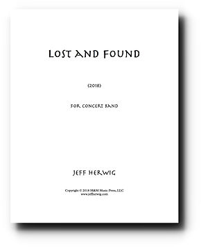 Lost and Found - Score.jpg