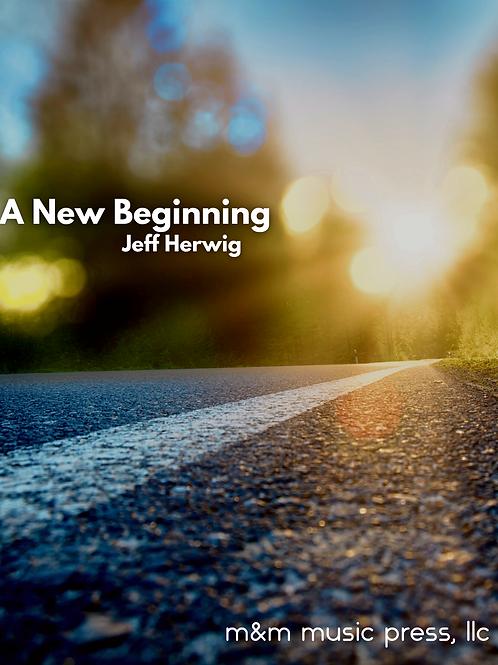 A New Beginning - Herwig