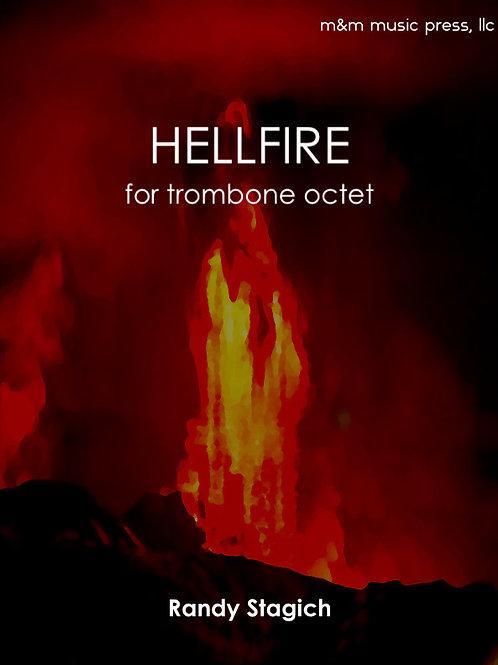 Hellfire (Trombone Octet) - Stagich