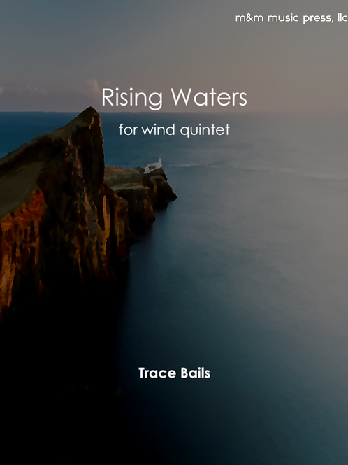 Rising Waters (Wind Quintet) - Bails