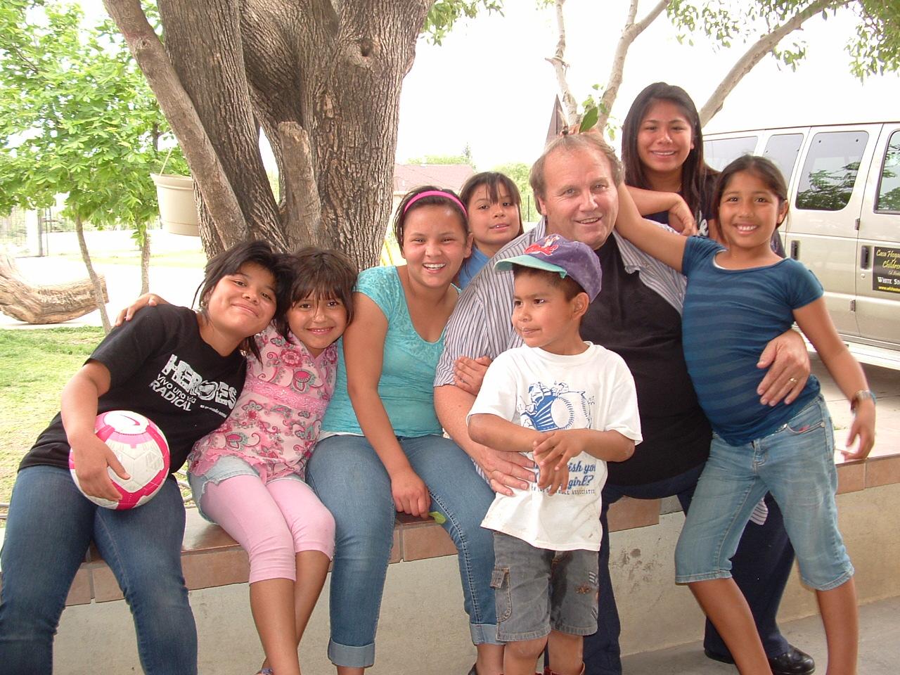 Ron & Kids 1