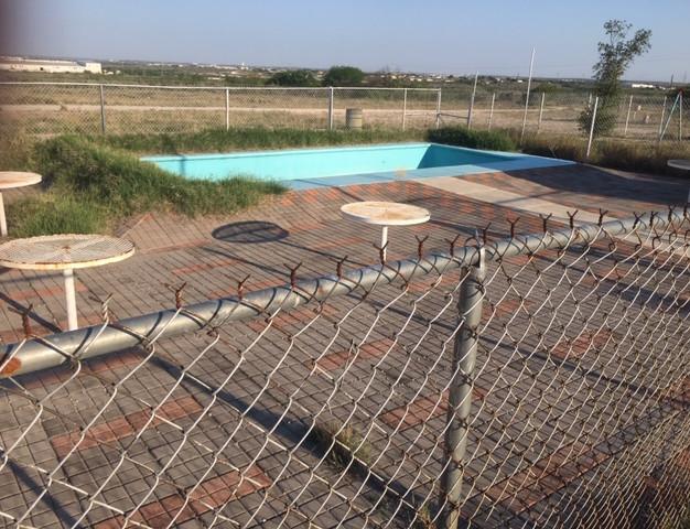 Inground Pool!