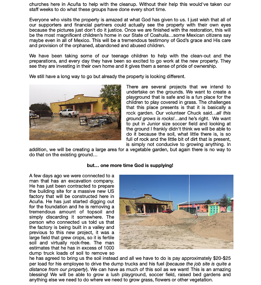 Restoration Update Feb - pg 2.png