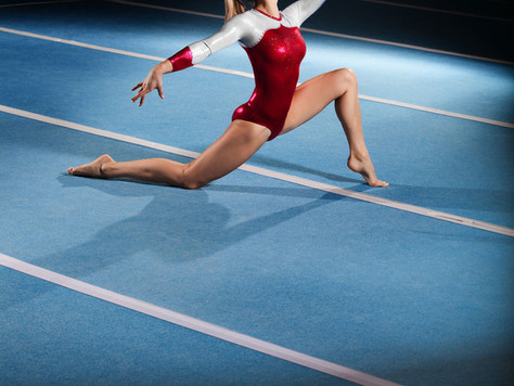 The Key Element to a Back Handspring: Jump