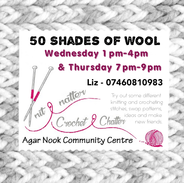 50 Shades of Wool