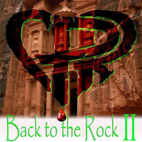 CPR Back To The Rock CD