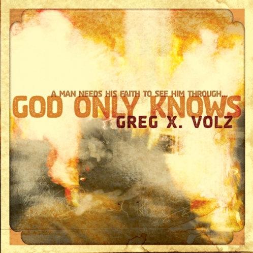 God Only Knows (Hard Copy CD)
