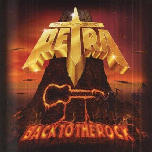 Back To The Rock (CD)