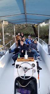 bayou tour