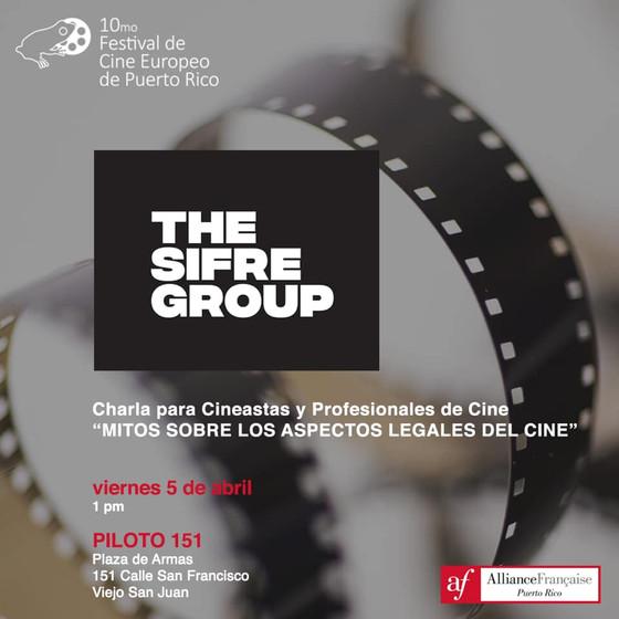 Event: Festival de Cine Europeo de Puerto Rico