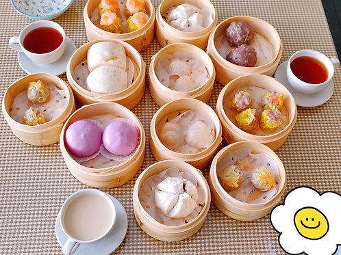 Dim Sum and Tea