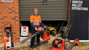 SRC received a Grant from Hunter Valley Operations (HVO) Community Grants Program.