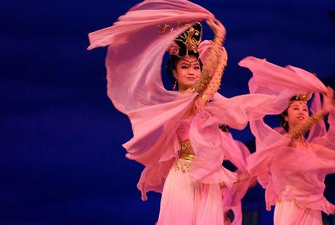 Taller de Danzas Chinas