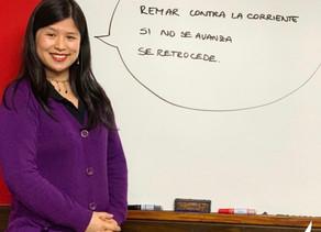 La mejor profesora de chino en Uruguay
