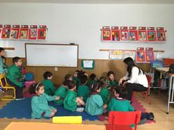 Chino en colegios