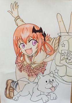 Curso de Manga Instituto Fenix