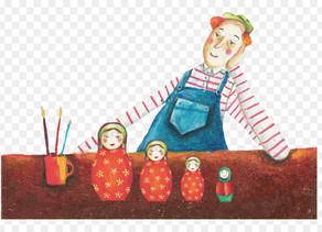 Matrioskas: La leyenda detrás de las populares muñecas Rusas.