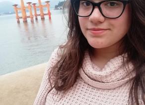 Nuestra profesora de Japonés: Natassja