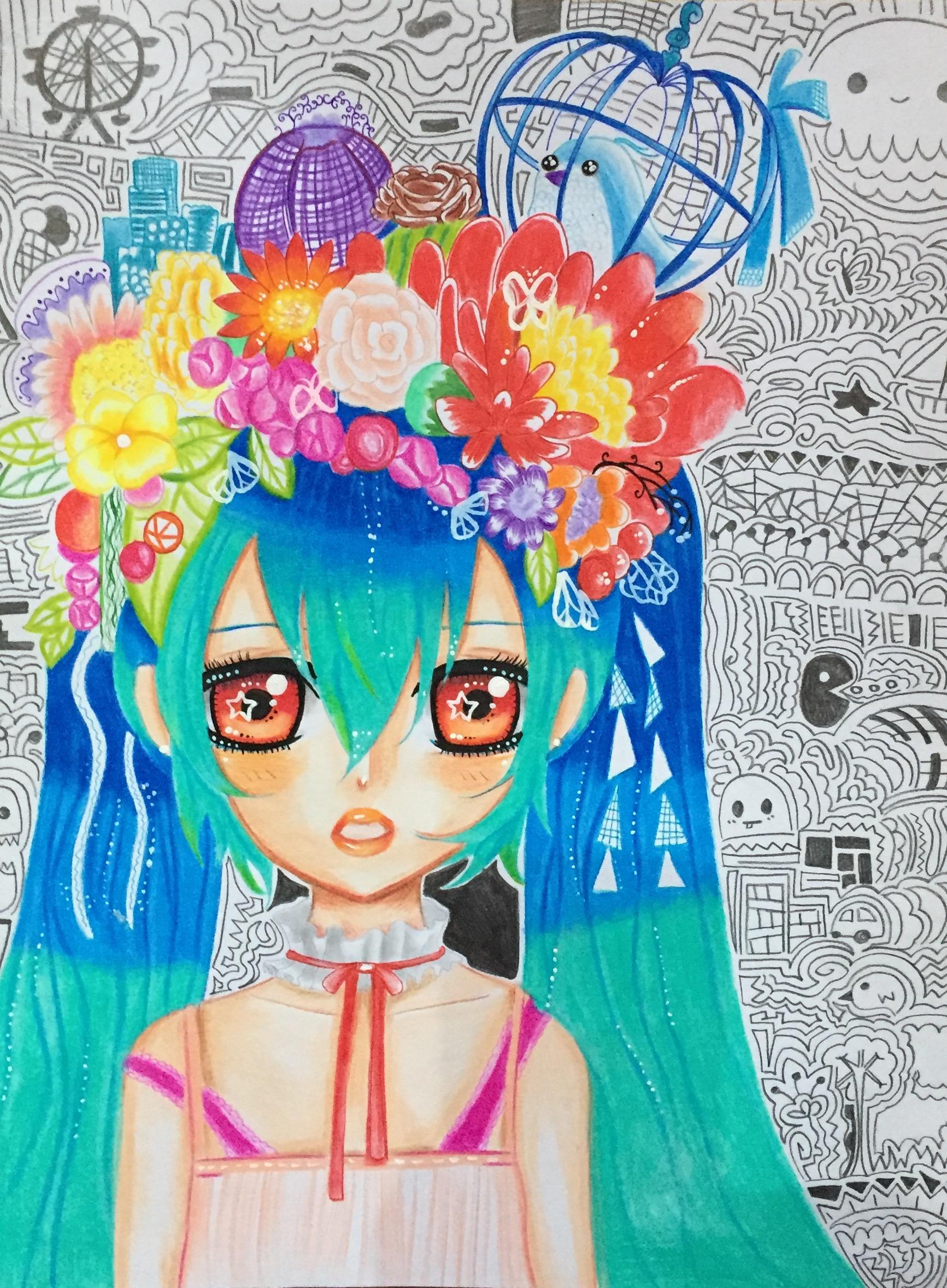 Curso de Manga Instituto Fénix