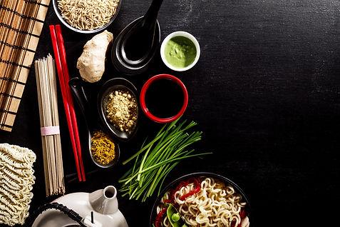Taller de Gastronomía China