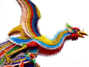 Fenghuang: la maravillosa historia del Ave Fénix chino