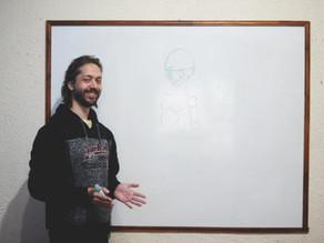 Nuestro profesor de Manga: Pablo