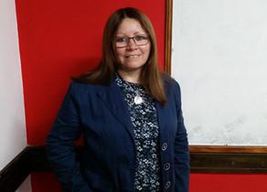 Profesora del Taller de Análisis de Firmas: Sonia González