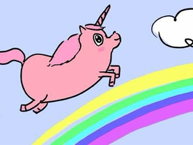 Re-Poo & Unicorns...
