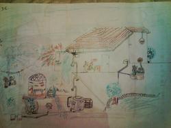 Arava st. dream map