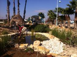 Afula bio-pond