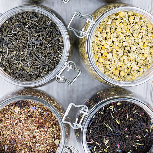 Flavored Loose Leaf Tea