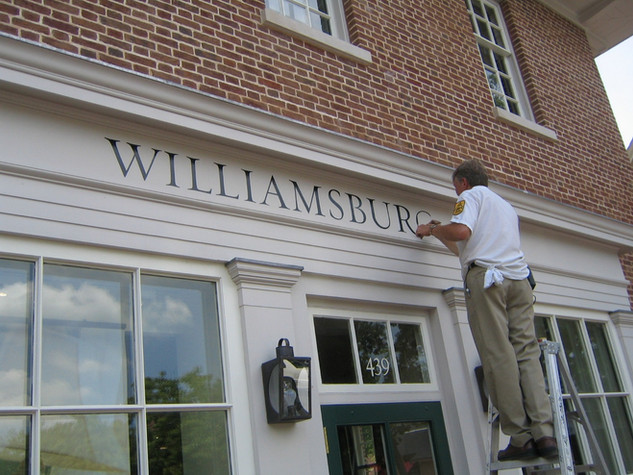 Williamsburg at Home