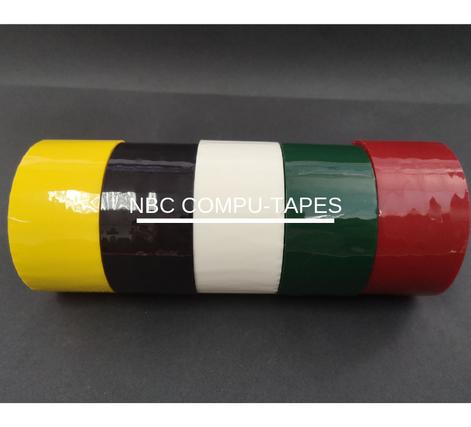 NBC Opp Tape Colored