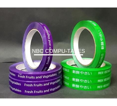 NBC Vegetable Tape