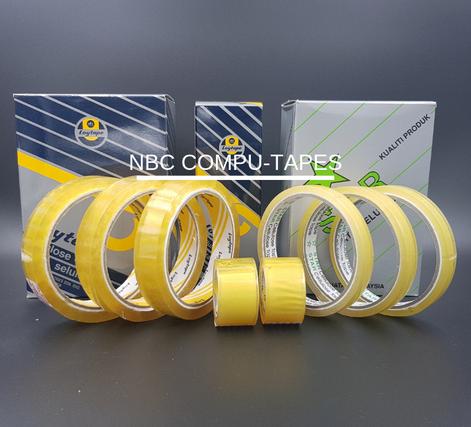NBC Cellulose Tape