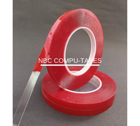 NBC Arcylic Tapes