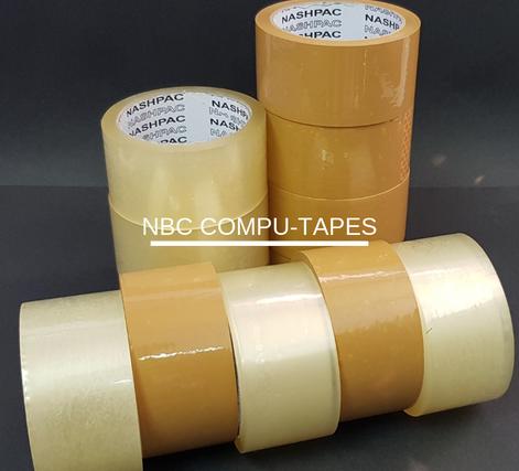 NBC Opp Tape Clear