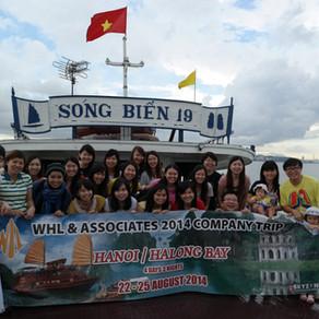 Hanoi Company Trip 2014