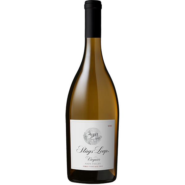 The wine: Stags' Leap Viognier Napa Valley 2016