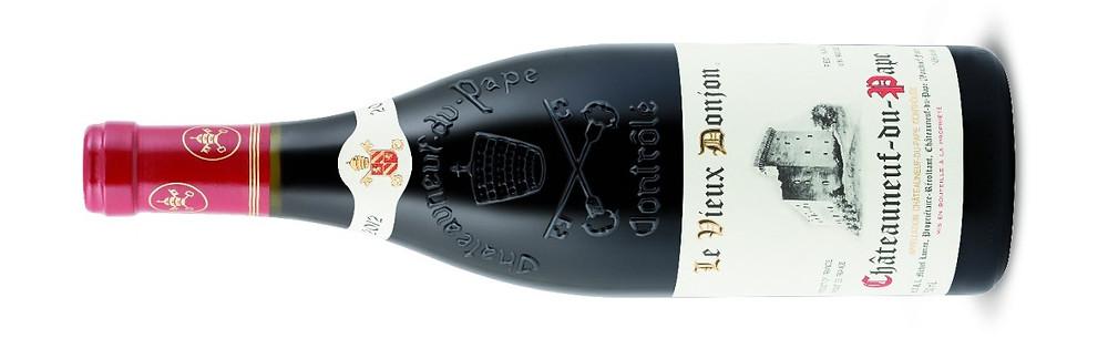Wine Bottle: Châteaneuf-du-Pape