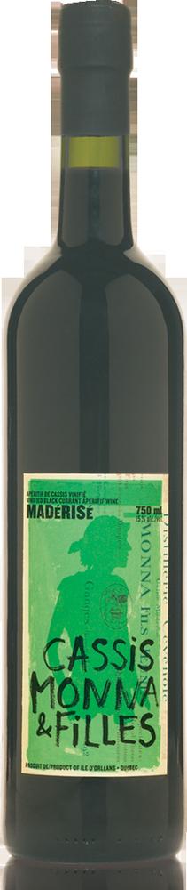 Cassis Monna & Filles Madérisé Quebec