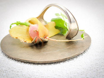 """Conversation - Food & Art"""