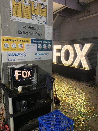 FOX Sport promotion