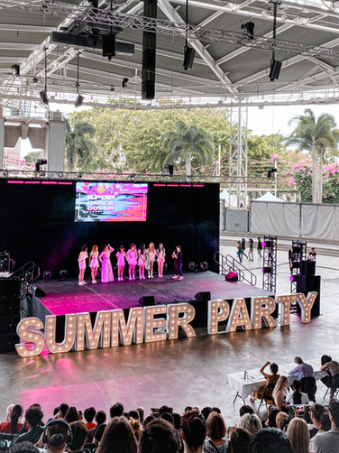 SUMMER PARTY at 2021 BrisAsia Festival