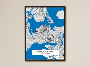 Getting the most out of your custom print map
