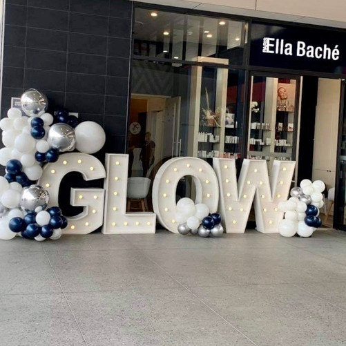 GLOW store launch